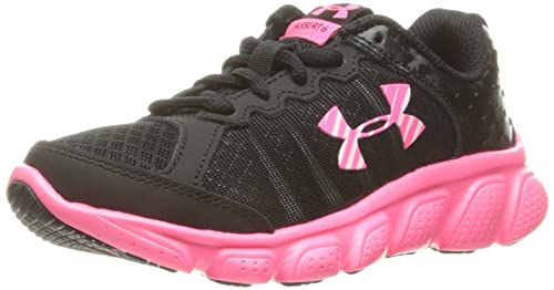 Under Armour GPS Assert 6 Junior Running Shoes Blue  Amazon.co.uk ... 7313b8dc6