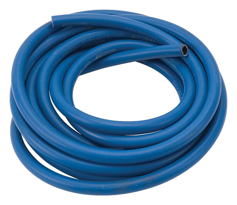 Russell by Edelbrock 634390 Twist-Lok Blue -8 AN 6' Hose