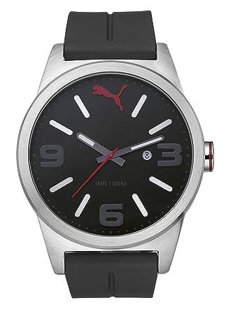 4e234bc3b90 Amazon.com  PU104091001 Puma Wristwatch  Watches
