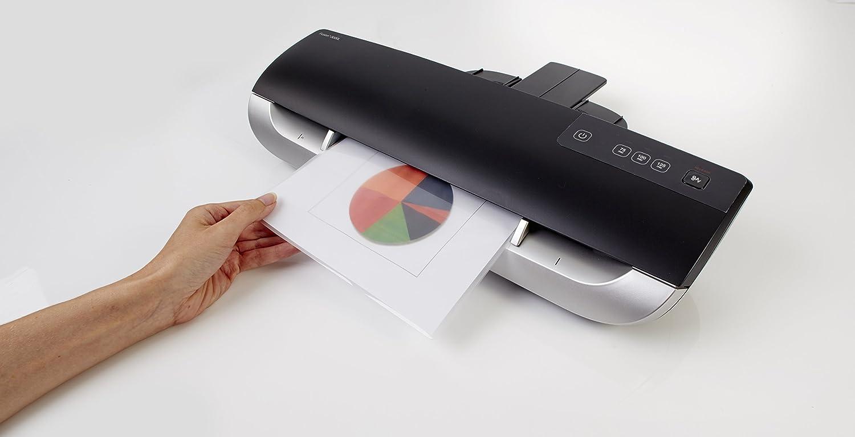 Ibico Basics-Buste per plastificazione confezione da 100 pezzi Leggero A4 formato A4