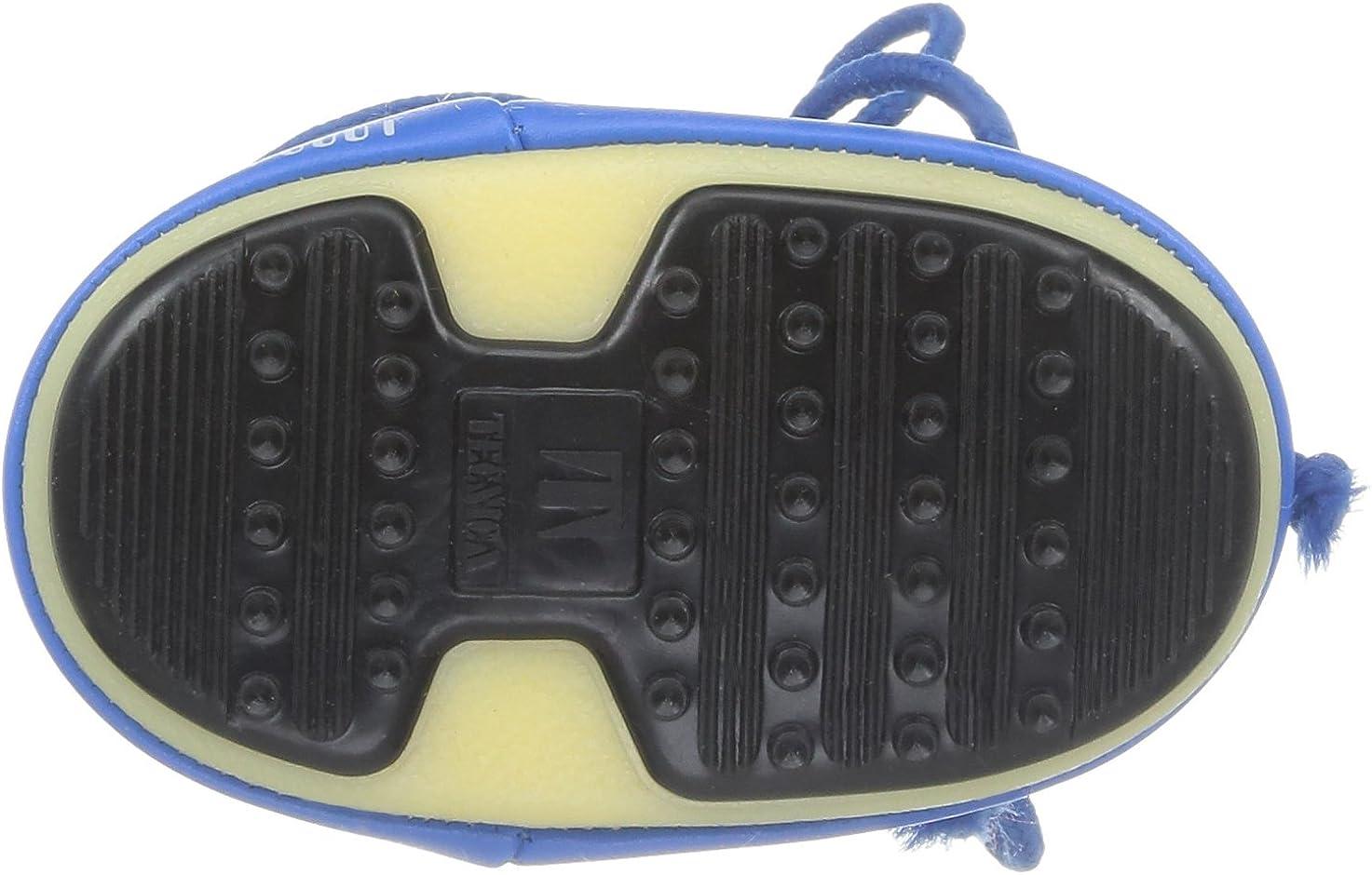 Moon Boot Mini Nylon 22 EU Azzurro Chaussures b/éb/é mixte enfant Bleu