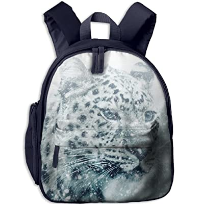 Cheetah Bag Children Portable 3D Printing Backpack School Backpacks For Youth Girls Boy 70%OFF