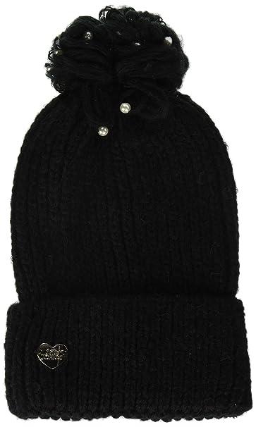 c38bd7f11fa8d Betsey Johnson Women s Pearl Jam Cuff Hat