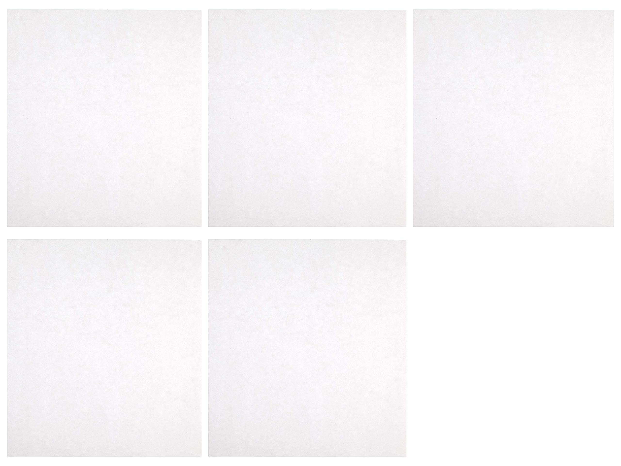 Sax Sulphite Drawing Paper, 80 lb, 9 x 12 Inches, Extra-White, Pack of 500 (Вundlе оf Fіvе)