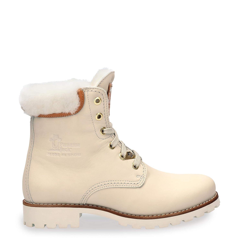 Panama Jack Panama 03 Igloo Womens Winter Boots Beige