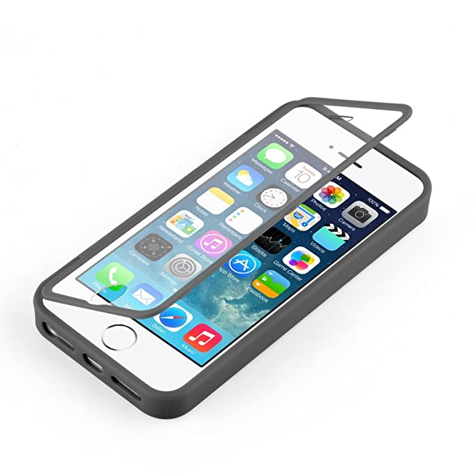 150 opinioni per Flip cover iPhone 4, JAMMYLIZARD Custodia full-body protezione totale in