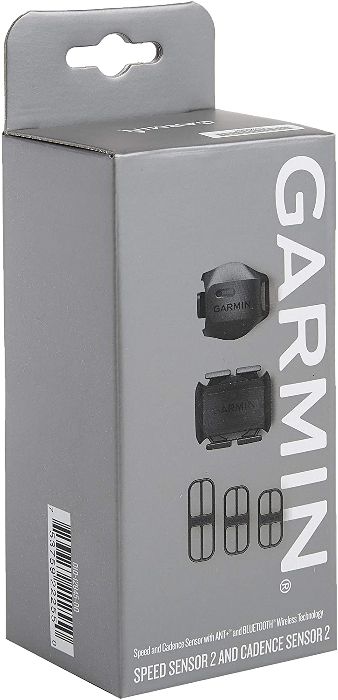 Garmin Unisex Erwachsene Access Bike Speed And Cadence Sensor 2 Schwarz One Size Sport Freizeit