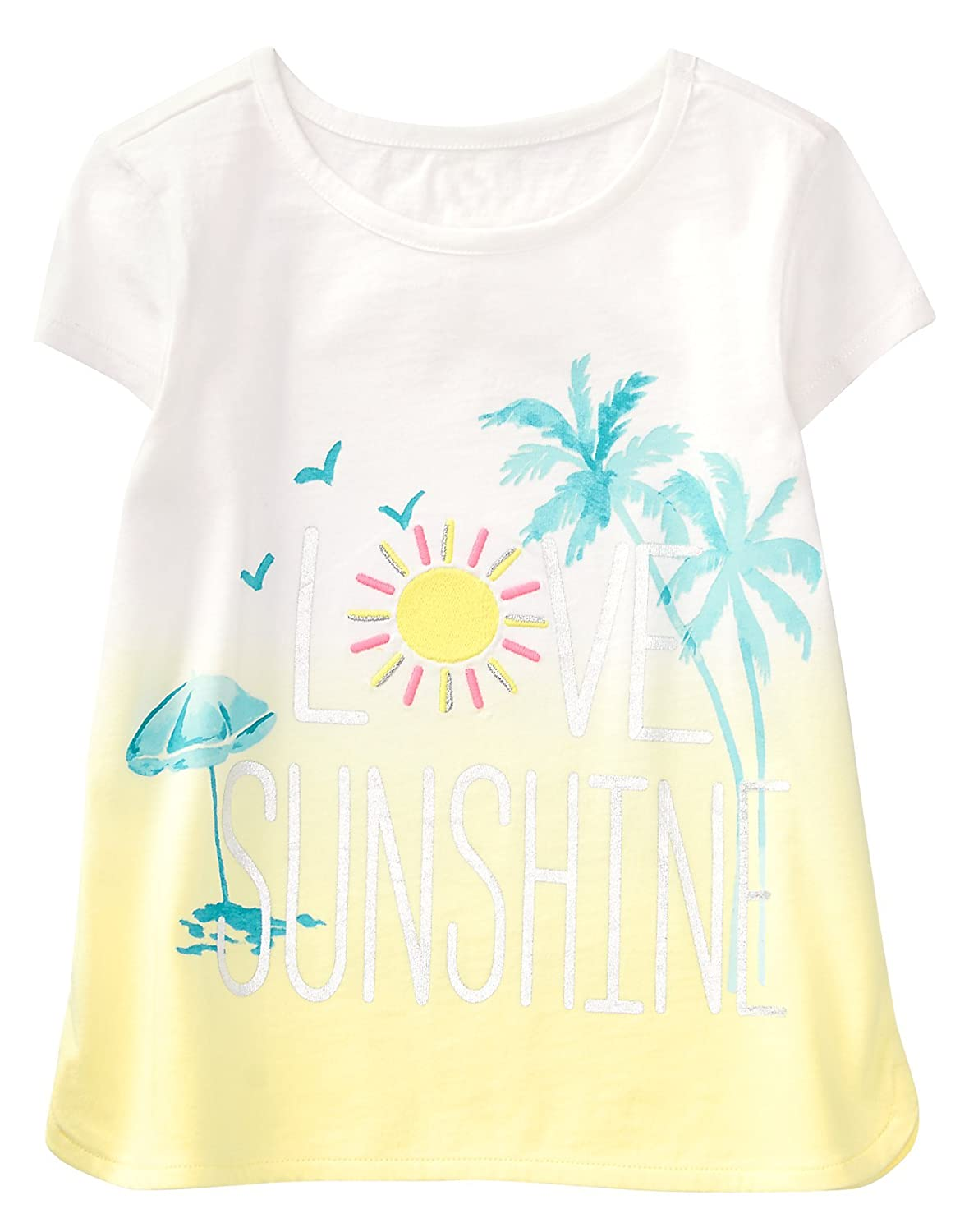 人気アイテム Gymboree SHIRT ベビーガールズ X-Large B07C7H2VZH White Love Sunshine Sunshine X-Large X-Large|White B07C7H2VZH Love Sunshine, 桐箱空間:0849ed26 --- mail.mrplusfm.net