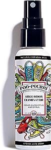 Poo-Pourri Shoe Odor Eliminator Spray, 2 Fl Oz,