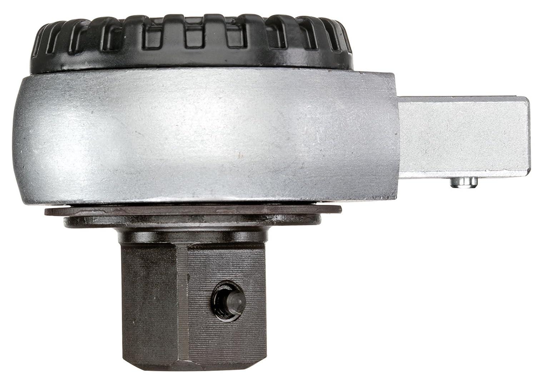 GEDORE 7418-02 Rectangular Reversible Ratchet Head 1//2 SE 14x18