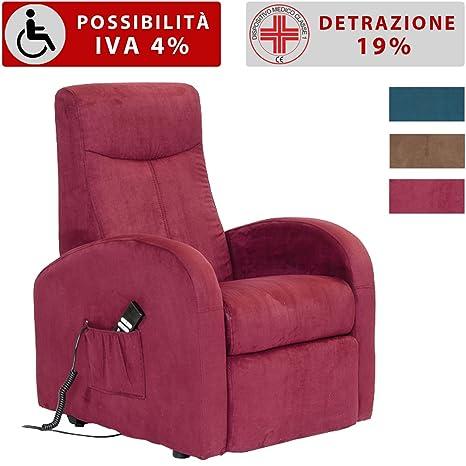 Poltrone-Italia.COM sillones Relax, sillones eléctricas ...