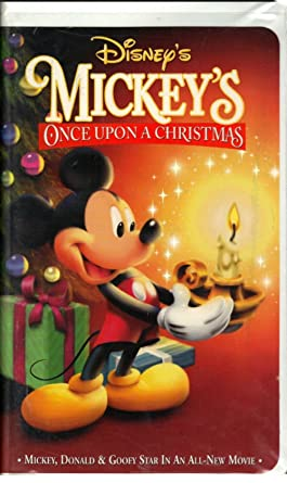 disneys mickeys once upon a christmas - Mickeys Christmas