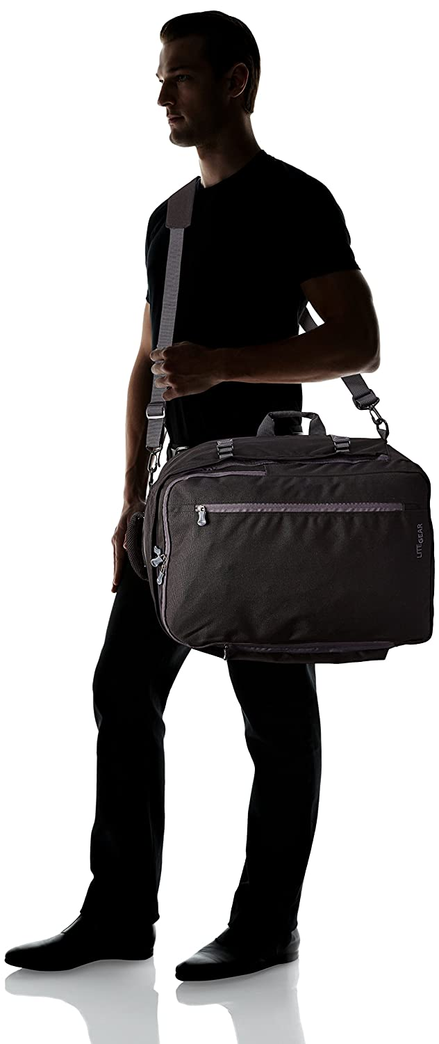 Lite Gear Travel Pack One Size Black