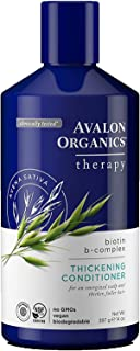 product image for Avalon Organics Therapy Thickening Conditioner, Biotin B-Complex, 14 Oz