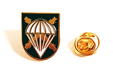 Gemelolandia Pin de Traje Brigada Paracaidista BRIPAC