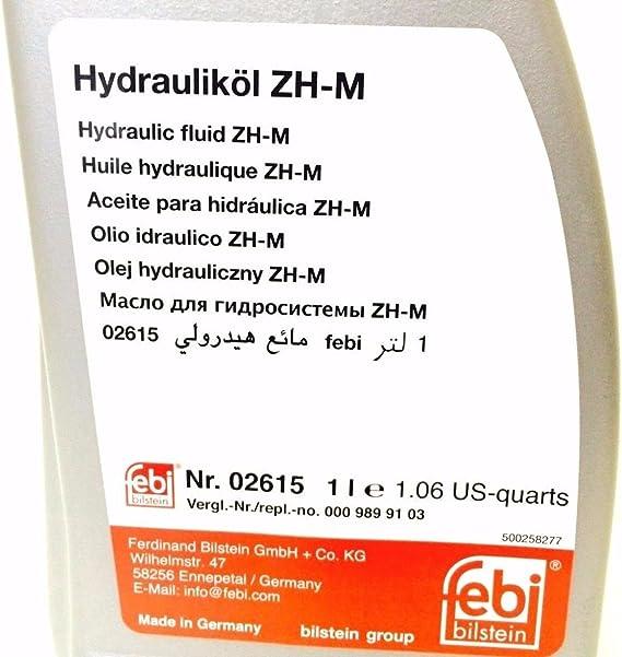 FEBI BILSTEIN 30157 Hydraulikfilter für MERCEDES-BENZ