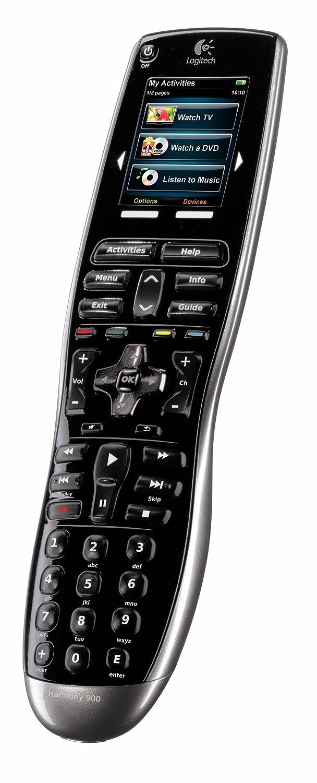 b16115833d2 Logitech Harmony 900 Advanced Universal Remote Control: Amazon.co.uk:  Electronics