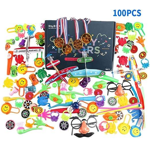 Kindlyperson 100 Pcs Juguetes de Piñata para Niños ...