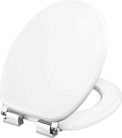 Fabulous Cornat Ksmol00 Molino Soft Close Wc Seat White Amazon Com Spiritservingveterans Wood Chair Design Ideas Spiritservingveteransorg