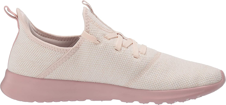 adidas Damen Cloudfoam Pure Laufschuh, Rose Leinen Pink Spirit