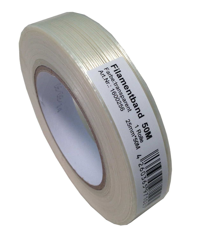 12 Rollen Midori Packband Klebeband Braun Laut PP Paketband Tape 48 mm x 66 m