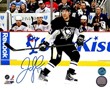 59273c13990 Signed Jarome Iginla 8x10 Photo Pittsburgh Penguins - Certified Autograph