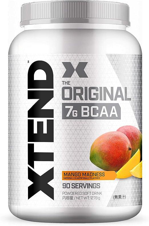Scivation Xtend BCAA Mango Madness (マンゴーマッドネス) 90杯分