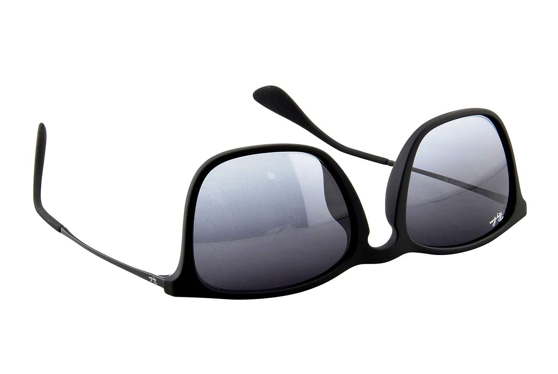 【国内正規品】 (FREE サイズ) RB4187 メンズ EU 54- [レイバン] ブラック サングラス