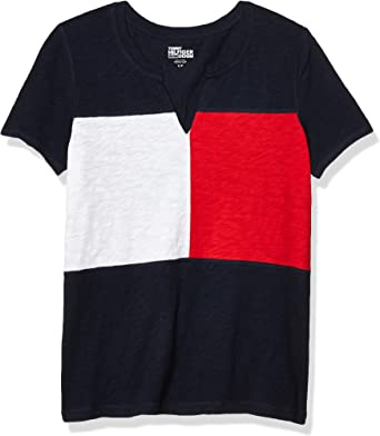 Tommy Hilfiger Women S Adaptive Sensory Tagless T Shirt At Amazon Women S Clothing Store