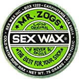 Mr. Zogs Original Sexwax - Cold Water Temperature