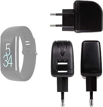 DURAGADGET Cargador con Enchufe Europeo para Smartwatch Diggro ...