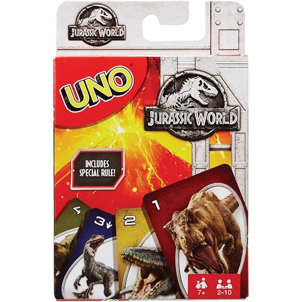 UNO Jurassic Worldhttps://amzn.to/2B32W7r