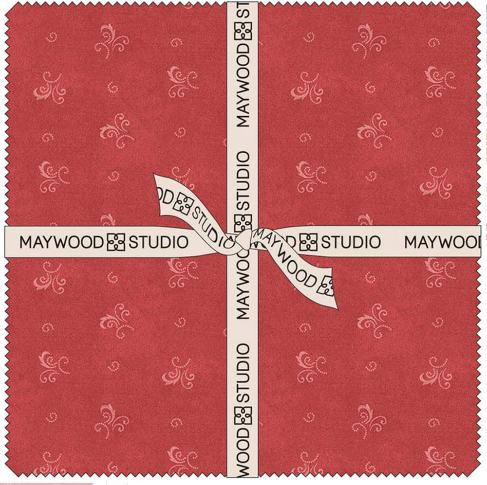 Maywood Studio Woolies Flannel Neutrals Layer Cake ~ 42 10-Inch Squares ~ Fabric