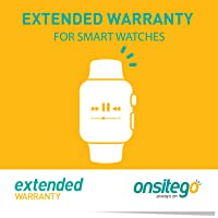 OnsiteGo 1 Year Extended Warranty for Smartwatches (Rs. 0 to Rs. 5,000)