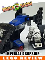LEGO Star Wars Imperial Dropship Review (7667)