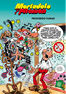 363c4cb8b7 Mortadelo y Filemón. Prohibido fumar (LIBRINOS.)