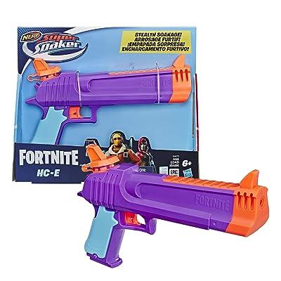 NERF Fortnite HC-E Super Soaker Toy Water Blaster: Toys & Games