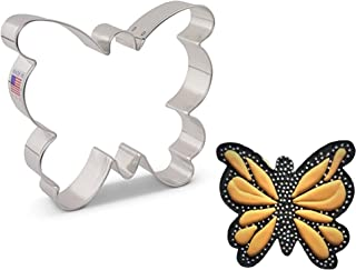 """product image for Ann Clark Cookie Cutters Large Butterfly/Moth Cookie Cutter, 4.5"""""""