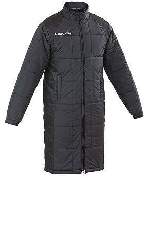 f38c6f2fde0d Kooga Elite Bench Coat - Black