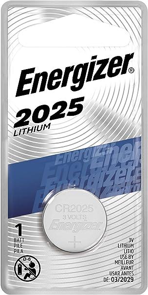 2 unidades Came Pilas de litio 3 V CC tipo Cr2016