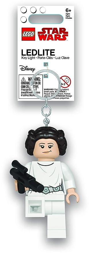 Amazon.com: LEGO Star Wars - Princess Leia with Blaster LED ...