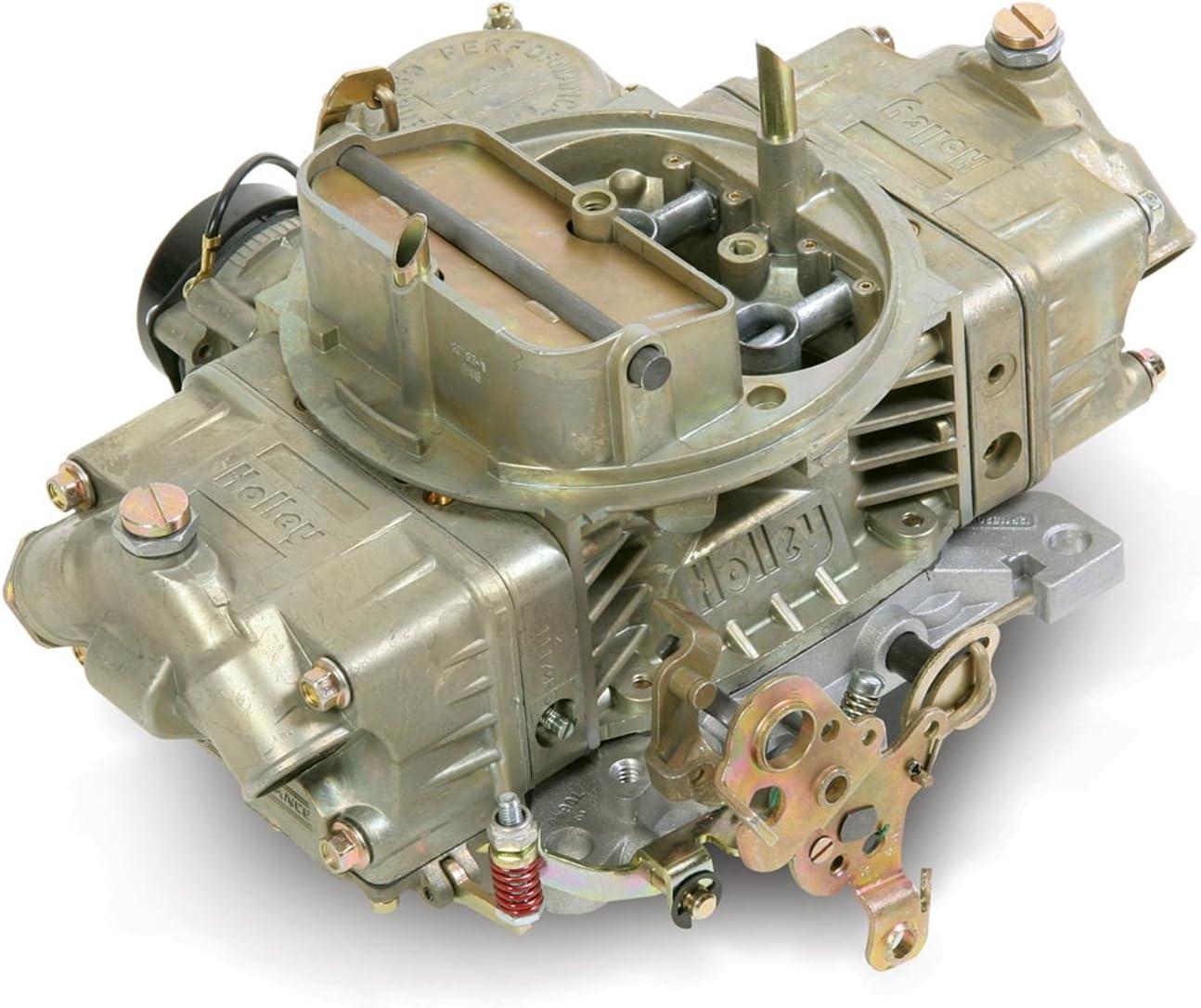 5. Holley 0-80783C 4150 650Cfm Vac Sec-Dichromate Aluminum