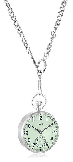Laco 888888 - Reloj analógico de cuarzo para hombre