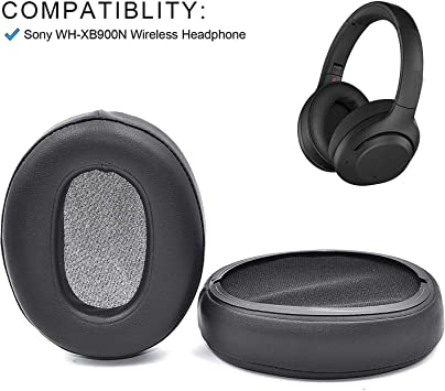 1 par de Almohadillas de Repuesto para Auriculares Sony WH