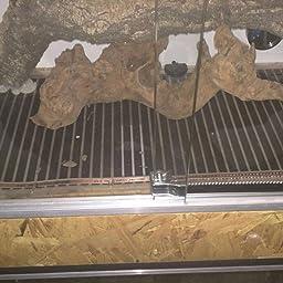 Manta termica calor para animales y reptiles 46W de 87 x 27 ...