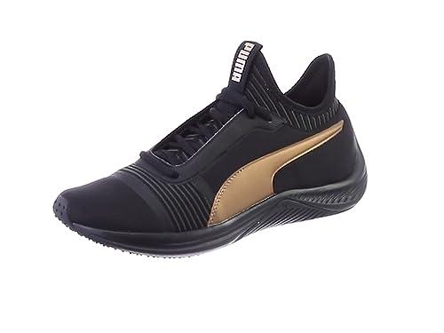 new concept 1bafb adb52 Puma Amp XT Wn s, Chaussures de Fitness Femme, Gris (Laurel Wreath-Forest