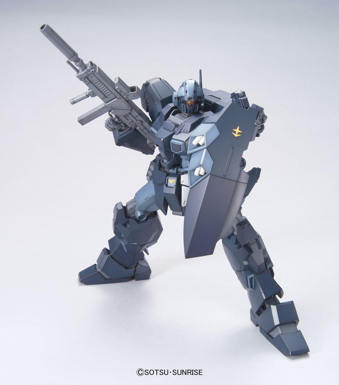 BANDAI MG centésimo RGM-96X Jesuta Gundam UC (Japón Import): Amazon.es: Juguetes y juegos
