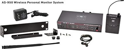 Galaxy Audio AS-950N Any Spot Series Wireless Personal Monitoring System