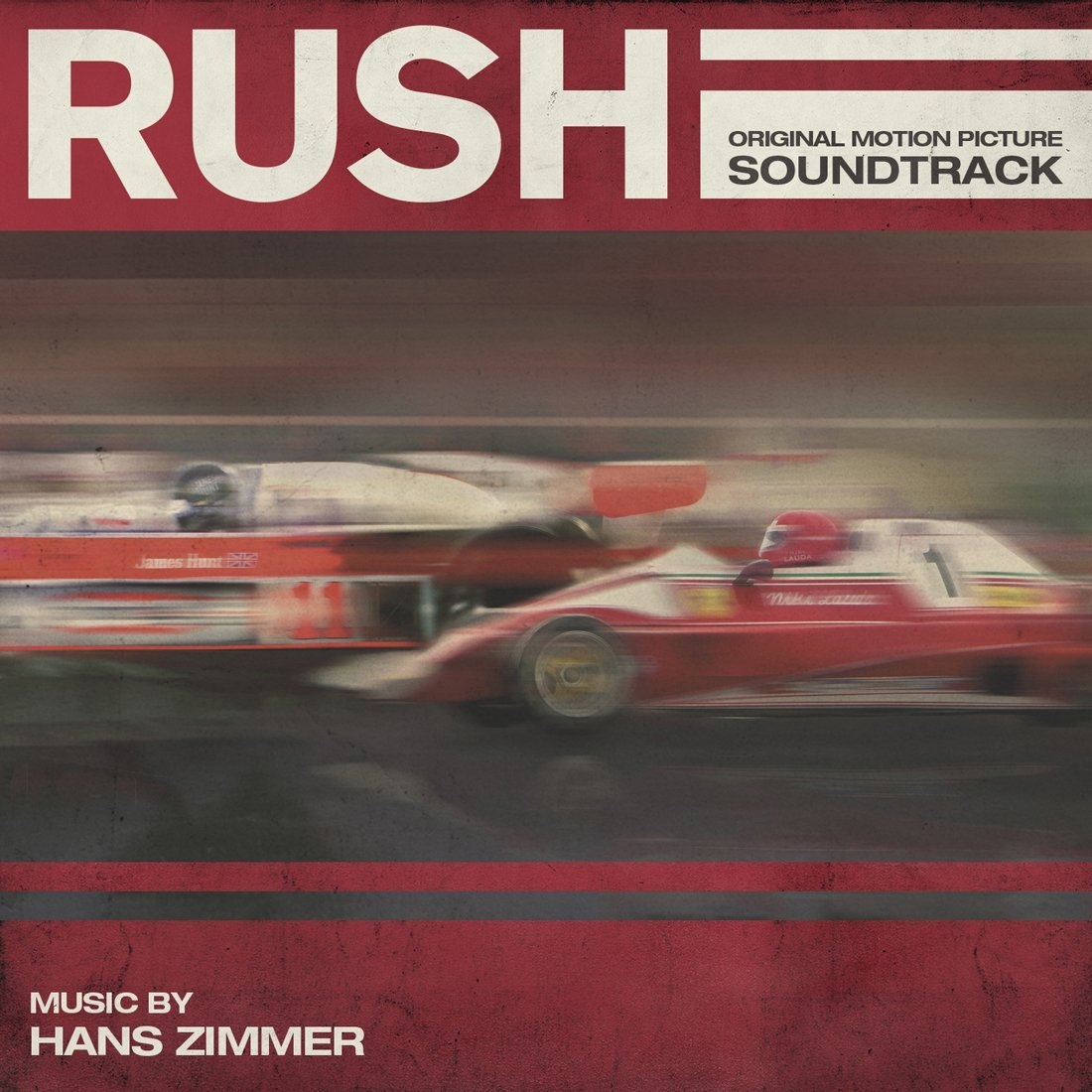HANS ZIMMER - Rush - Amazon.com Music