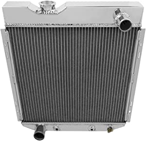 Champion Cooling, 2 Row All Aluminum Radiator for Multiple Ford Models, EC251